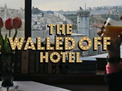 Banksy – 'The Walled Off Hotel'